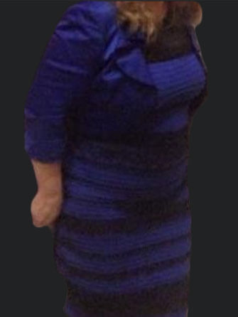 Same Dress - Different Perception
