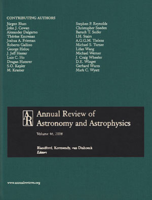 My invited review in Annual Reviews summarizes 20 years of research on the Crab Nebula.