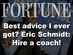 Coaching Links Eric Schmidt