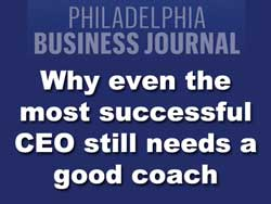 Coaching Links Philadelphia Business Journal