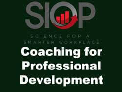 Coaching Links SIOP SHRM
