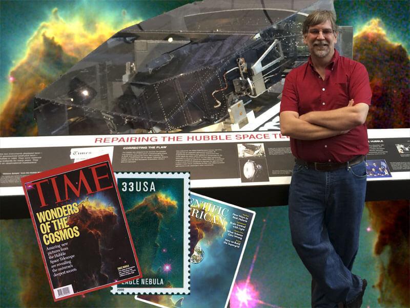 jeff-hester-hubble-science-2 - Dr  Jeff Hester