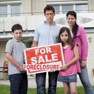 Family Home Foreclosure