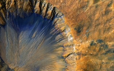 Astronomy - Surface of Mars