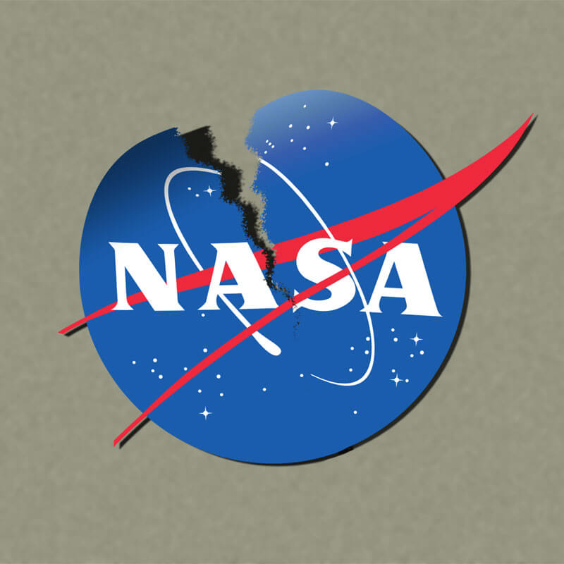 Partisan NASA