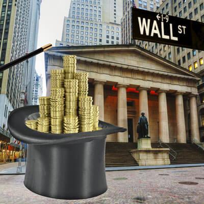 Black Magic on Wall Street