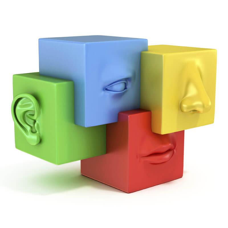 Cube Head Sokal Hoax